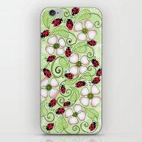 Don't Bug Me iPhone & iPod Skin