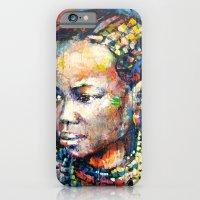 She - Portrait Of A Beau… iPhone 6 Slim Case