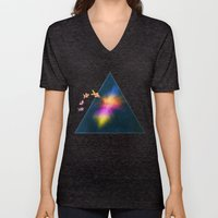 Mission To The Unknown Unisex V-Neck