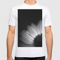 Anemone Mens Fitted Tee Ash Grey SMALL