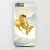 iPhone & iPod Case featuring Fruit Fish by Josh Franke