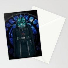 Emperor's Wrath Darth Vader Stationery Cards