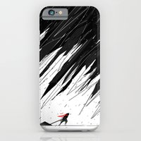 iPhone & iPod Case featuring Geometric Storm by nicebleed