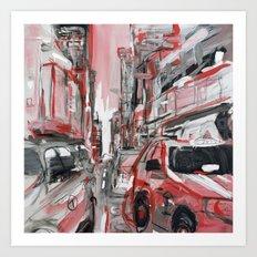 taxi-cab-381233.jpg Art Print