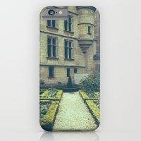 French Garden Maze iPhone 6 Slim Case