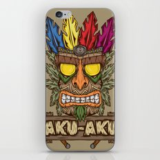 Aku-Aku (Crash Bandicoot… iPhone & iPod Skin