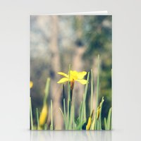 First Hint of Spring Stationery Cards