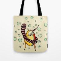Bufanda Tote Bag