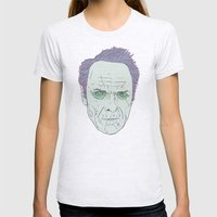 Clint Eastwood Womens Fitted Tee Ash Grey SMALL