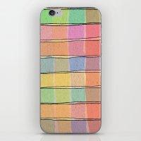 - the table - iPhone & iPod Skin