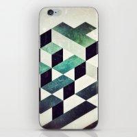 isybryyk iPhone & iPod Skin