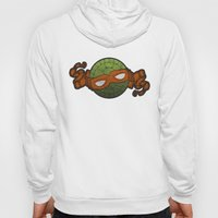 The Orange Turtle Hoody