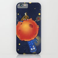 The Prince and the Rose iPhone 6 Slim Case