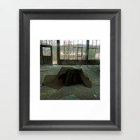 2/100 - M. Cargo Framed Art Print