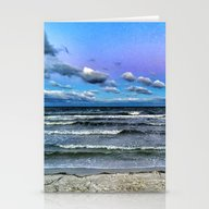 The Elements Came To Me Stationery Cards