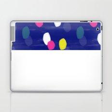 Spotty Blue Laptop & iPad Skin