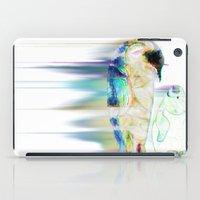 Remix Emperor Penguins iPad Case