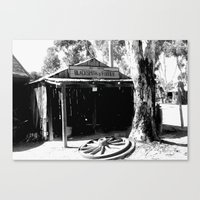 Old Tailem Town Canvas Print
