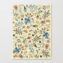 Floral Bloom Canvas Print