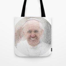 ArcFace - Papa Francesco Tote Bag