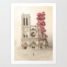 Revenge of the Nature XV: New Religion Art Print