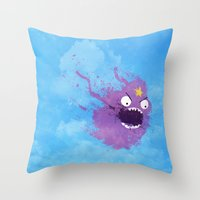 You can't have these lumps! Throw Pillow