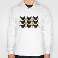 Scarabs Yellow Beige Hoody