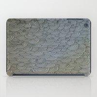 Sea of Lines iPad Case