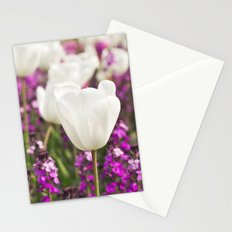 The delicate life Stationery Cards