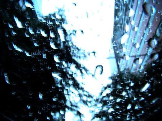 Rain Five Art Print