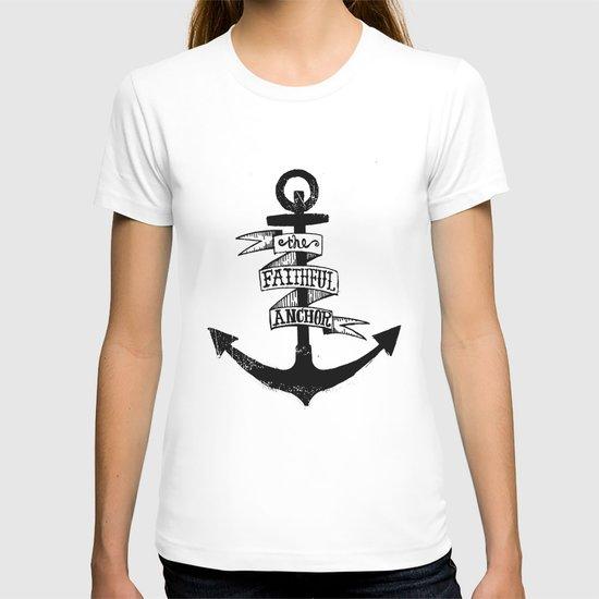 The Faithful Anchor T-shirt