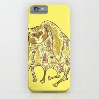 Yellow Bunny iPhone 6 Slim Case