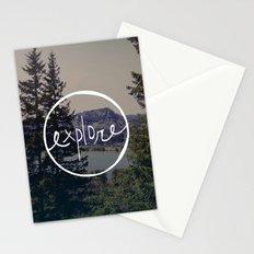 Explore Oregon Stationery Cards