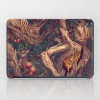Tree People iPad Case