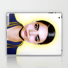 Cara Delevingne Laptop & iPad Skin