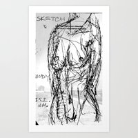 Guilt Is The Cause Of Mo… Art Print