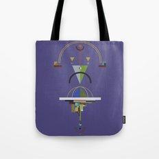 spiriti: blind joe death Tote Bag
