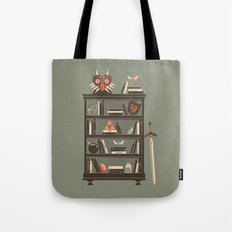 Zelda Shelf // Miyamoto Tote Bag