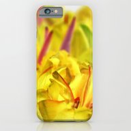 Yellow Tulips iPhone 6 Slim Case