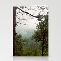 Smoky Mountains Tennesse… Stationery Cards