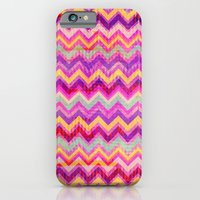 iPhone & iPod Case featuring Chevron Pattern by Art, Love & Joy Designs