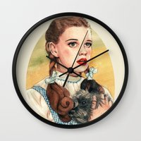 I Don't Think We're In K… Wall Clock