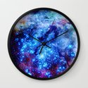 galaxy Wall Clock