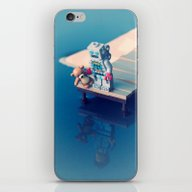 iPhone & iPod Skin featuring The Dream by Powerpig