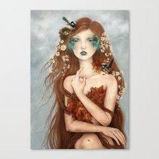Wrencatcher Canvas Print