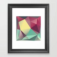 Geometric VII Framed Art Print