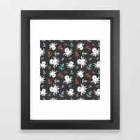 Octonautical Framed Art Print