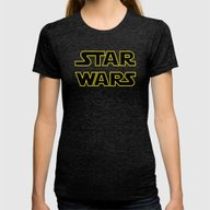 T-shirt featuring Star Logo Wars by EARTh