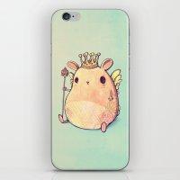 Prince Angel Of Bunnylan… iPhone & iPod Skin