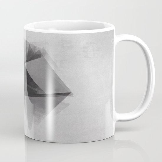 Abstraction Process Mug